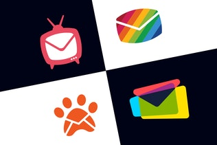 Thumbnail for 30 Modern Clever Email Themed Logo