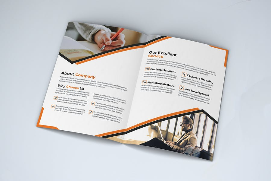 Bifold Brochure - product preview 3