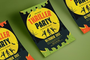 Thumbnail for Halloween Thriller Party