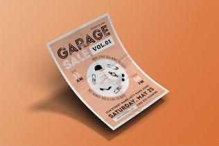 Garage Sale Flyer