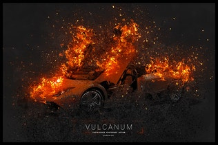 Thumbnail for Vulcanum - Fire & Ashes Photoshop Action