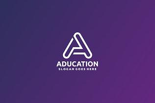 Thumbnail for A Letter Logo