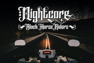 Thumbnail for FireFlight   Blackletter Modern Font