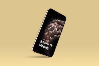 Thumbnail for iPhone 11 Pro Mockup Kit