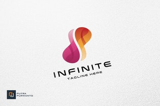 Infinite - Logo Template