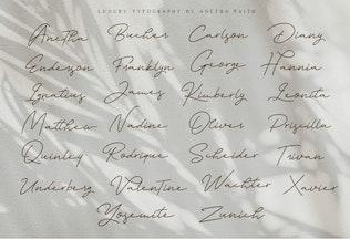 Miniatura para Anetha Faith Tipo de letra