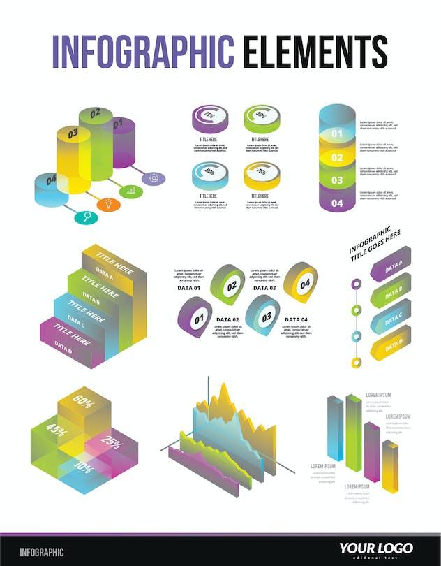 Infographic Examples for Designer V.65