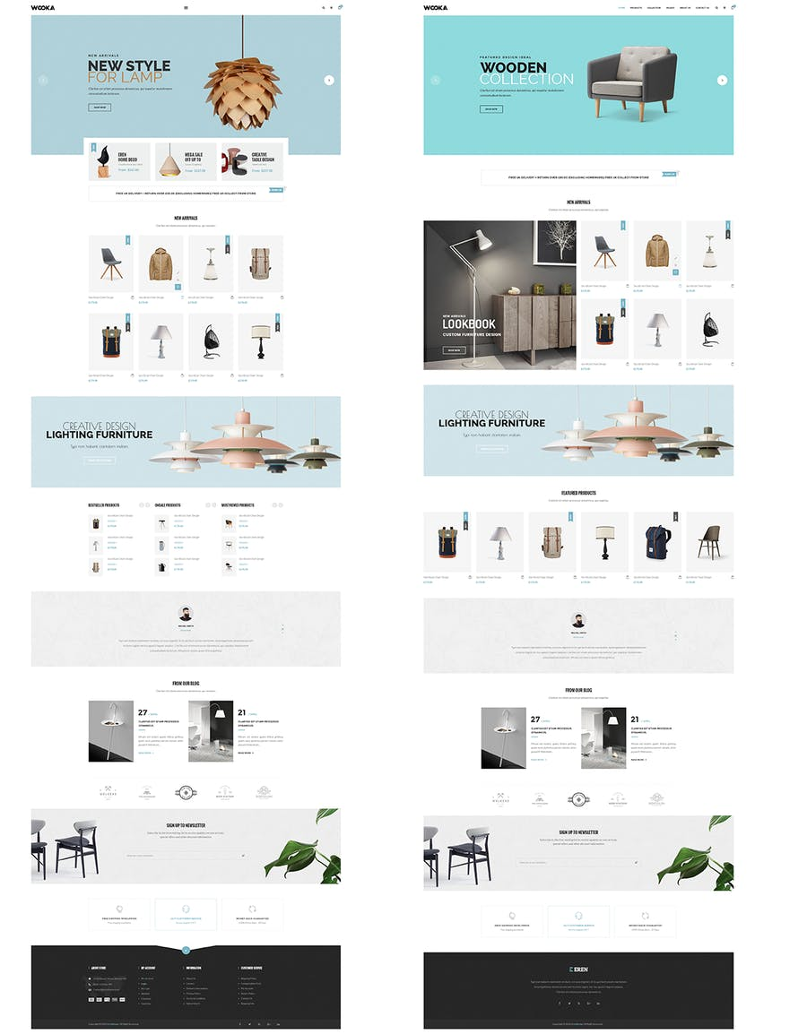 Wooka - Responsive Prestashop 1.7 Theme - product preview 5