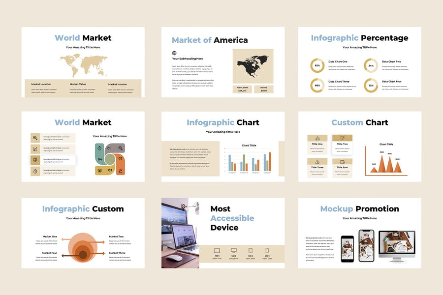 Solusis - Business Powerpoint Presentation - product preview 4