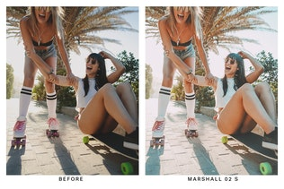 Thumbnail for 20 Sweet Summer Lightroom Presets and LUTs