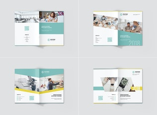 Thumbnail for Kreatywnie – Creative Agency Profile Bundle 3 in 1