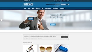 Thumbnail for Ultimate | Responsive Shopify Theme