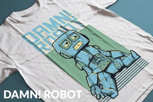 Thumbnail for Damn! Robots