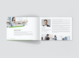 Thumbnail for Web Agency – Company Profile Landscape