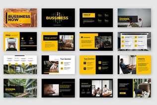 Thumbnail for Cd Project Business  Presentation