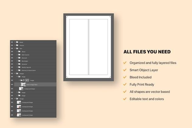 Catalog Menu - product preview 1