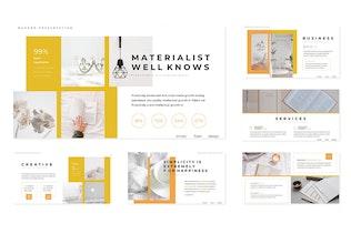 Thumbnail for Suflen Multipurpose Presentation Template