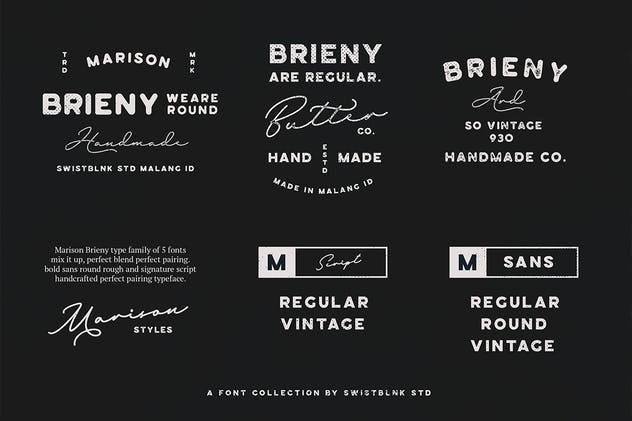 Marison Type Collection - product preview 2