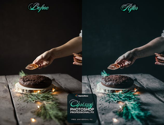 Chrismy Photoshop Actions - product preview 4