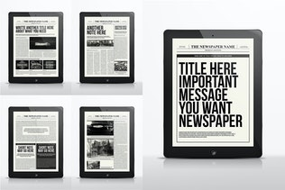 Thumbnail for The Digital Newspaper