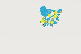 Thumbnail for Frame-Bird-boy-mockup
