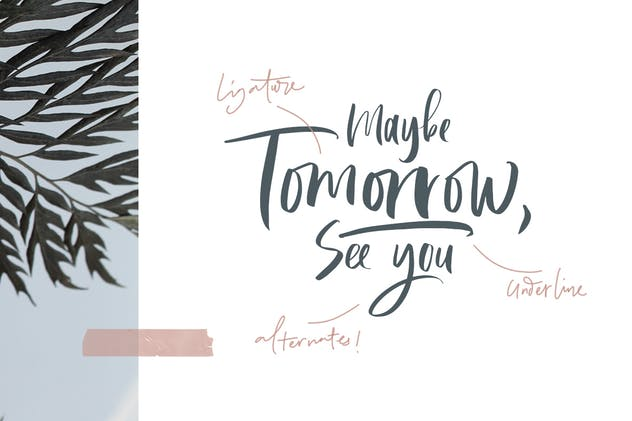 Cephalonia Font - product preview 1