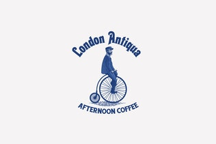 London Antiqua Logo Template