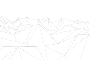 Outline Geometric Polygonal Backgrounds by themefire on Envato Elements