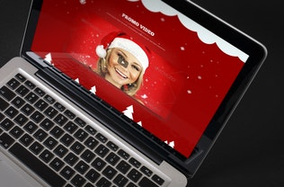 Thumbnail for XMuse - Christmas Sale / Promo Muse Template