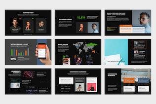 Thumbnail for Nivara : Conference, Seminar, Event Google Slides