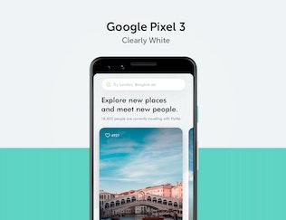 Thumbnail for Google Pixel 3 - Android Mockup 1.0