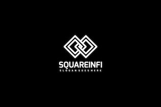 Thumbnail for Square Infinite Logo