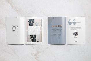 Thumbnail for Neue Lookbook