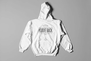 Thumbnail for Hoodie Mock-up