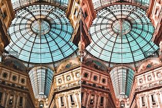 Thumbnail for Milan Mobile & Desktop Lightroom Presets