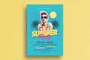 Thumbnail for Summer 80s Party