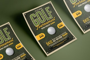 Miniature pour dépliant Golf