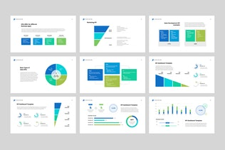 Thumbnail for Marketing and Sales KPI for Keynote