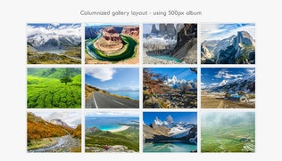 Thumbnail for Global Gallery - Wordpress Responsive Gallery