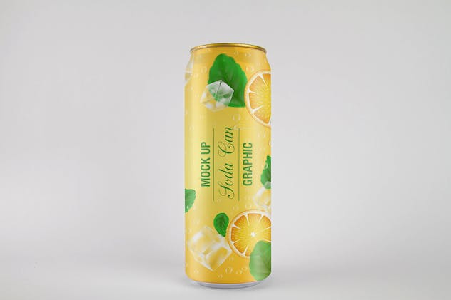 Large Can Mock Up