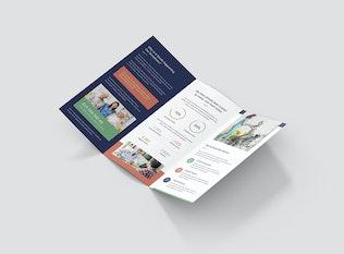 Brochure – Senior Care Tri-Fold