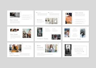 Thumbnail for Moergen - Powerpoint Template