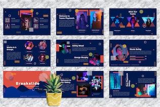 Playteech - Creative Purpose PowerPoint Template