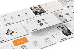 Thumbnail for Sparrow - Creative Agency Powerpoint Presentation