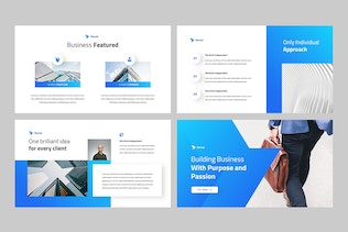 Thumbnail for RENVAL - Business Marketing Keynote Template