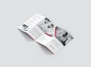 Thumbnail for Brochure – Business Marketing 4-Fold