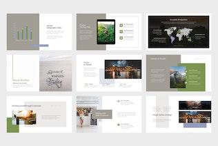 Sogea: Летние праздники Google Слайды
