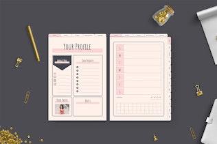 Thumbnail for Heyna – Student Planner Journal