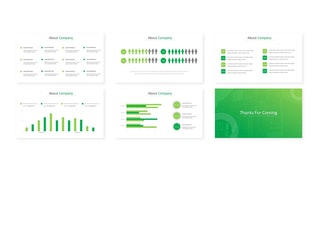 Thumbnail for Annual Business - Keynote Template