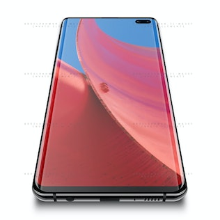 Layered S10 Plus PSD Mock-up